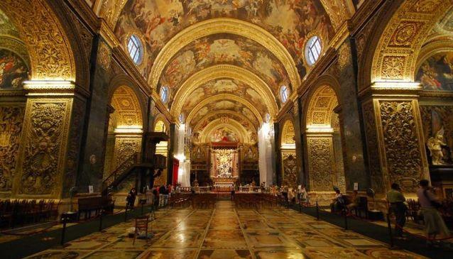 st johns co cathedral 24497 - MALTA: UMA PEQUENA MUITO NOTÁVEL
