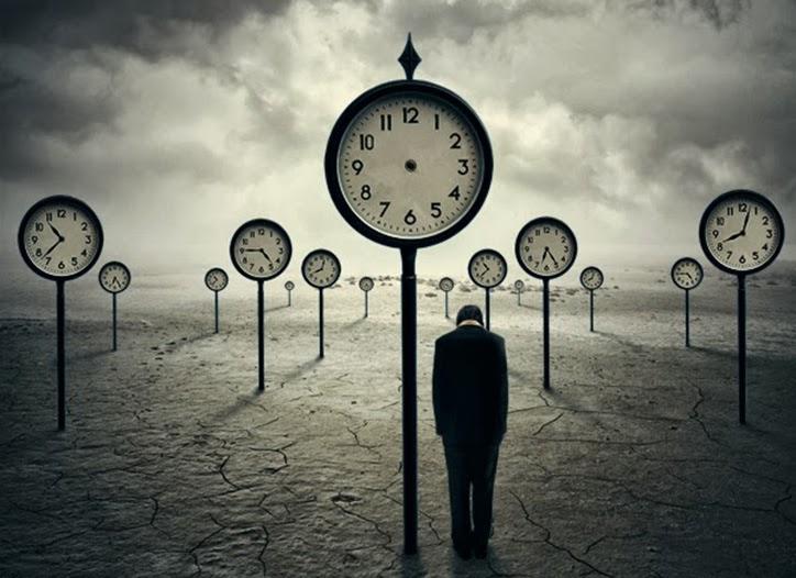 tempo - POR QUE VOCÊ ACHA IMPOSSÍVEL VIAJAR?