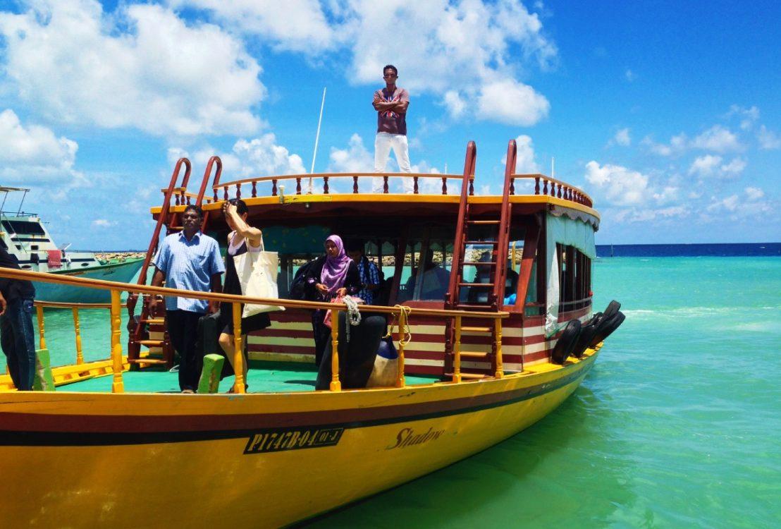 barco local 1108x750 - MALDIVAS EM MODO ECONÔMICO: TUDO QUE VOCÊ PRECISA SABER
