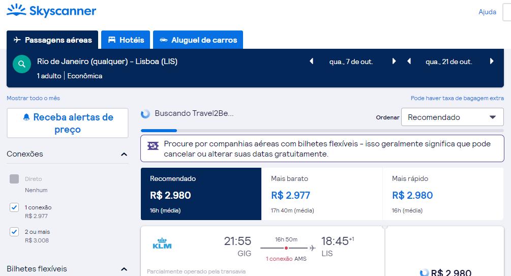 como comprar passagem aerea barata fig9 - COMO COMPRAR PASSAGEM AÉREA BARATA